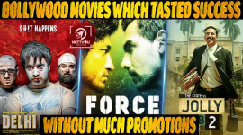 Top 10 Bollywood Movies Which Tasted Success Without Much Promotions