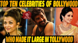 Top 10 Celebrities Of Bollywood Who Made It Large In Tollywood