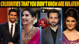 Top 10 Celebrities That You Didn't Know Are Related
