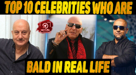 Top 10 Celebrities Who Are Bald In Real Life