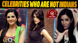 Top 10 Celebrities Who Are Not Indians