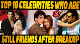 Top 10 Celebrities Who Are Still Friends After Breakup