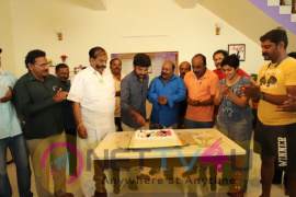 Actor Vemal Celebrate Is Birthday In Shooting Spot