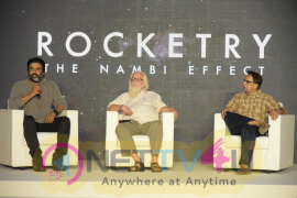 Rocketry - The Nambi Effect Movie Teaser Launch Stills Tamil Gallery