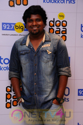 92.7BIG FM Launches BIG DOO PAA With Lyricist And Dialogue Writer Madhan Karky Excellent Photos Tamil Gallery