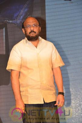 A Aa Telugu Movie Success Meet Dazzling Photos Telugu Gallery