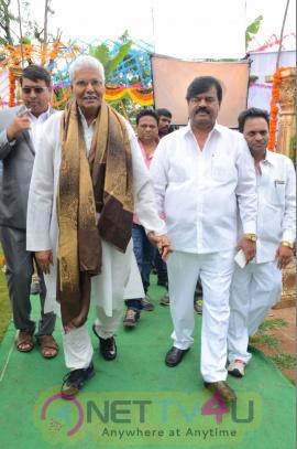 Aakatayi Telugu Movie Opening Photos