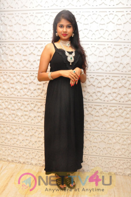 Aanya New Stills At Manepally Jewellery Exclusive Diamond Collection