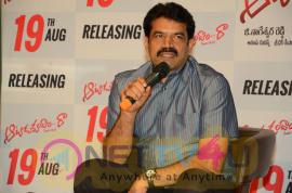 Aatadukundam Raa Release Press Meet Photos