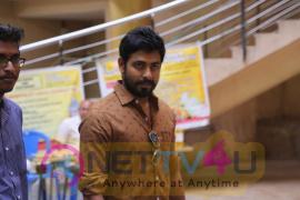 Actor Aari At Chennai Green Festival Photos Tamil Gallery