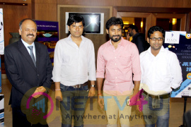 Actor Aari At F5 Venture 10th Corporate Sports Olympiad Event Photos Tamil Gallery