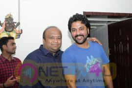 Actor Chandran Birthday Celebration 2016 Amazing Photos Tamil Gallery