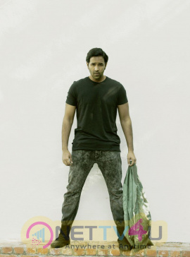 Actor Manchu Vishnu Luckkunnodu Movie  Stills