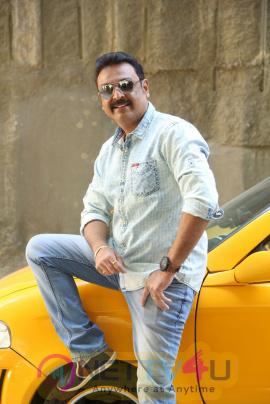 Actor Naresh Exclusive Interview Images