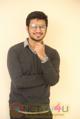 Actor Nikhil Siddharth Interview Good Looking Photos
