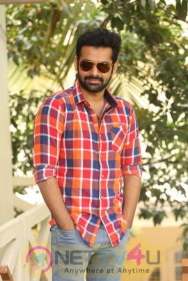 Actor Ram Pothineni Interview Exclusive Photos