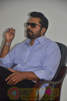 Actor Sarathkumar Press Meet Excellent Stills Tamil Gallery
