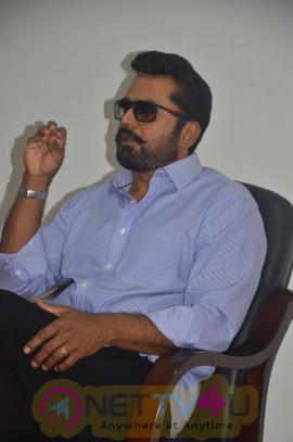 Actor Sarathkumar Press Meet Excellent Stills Tamil Gallery