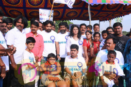 Actor Sasikumar Inaugurated Mayo Rally 2016 At Marina Beach Stills Tamil Gallery
