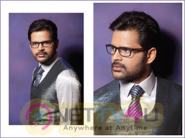 Actor Shaam Playing A Stylish Don Character In Kannada Movie STAIGHT FORWARD Stills Kannada Gallery