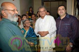 Actor Shivaram Jnana Vikasa Kendra Inauguration Stills Kannada Gallery
