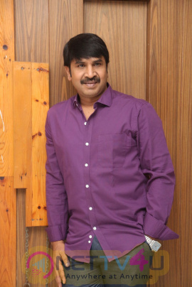 Actor Srinivas Reddy Exclusive Interview Images
