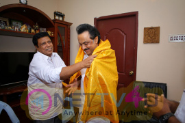 Actor Vasu Vikram's Daughter Vasugi Wedding Reception Stills Tamil Gallery