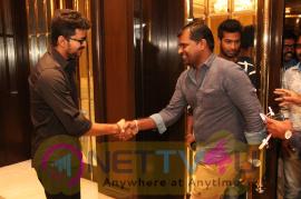 Actor Vijay Meets Pressmedia People Stills Tamil Gallery