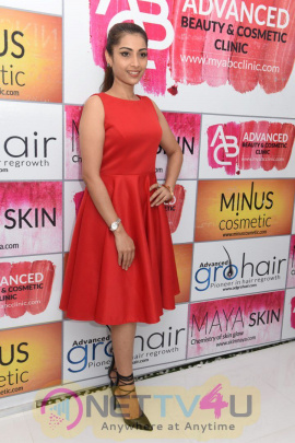 Actress Ameesha Patel Launches Advanced Beauty & Cosmetic Clinic Photos Tamil Gallery