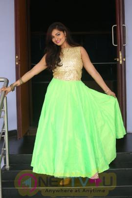 Actress Ashwini Beautiful Photos At Ameerpet Lo Audio Success Meet