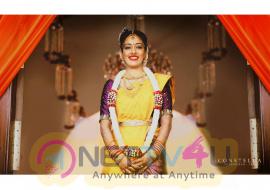 Actress Dhanya Latest Photoshoot Pics Telugu Gallery