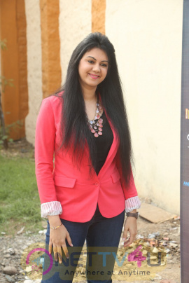 Actress Kamna Jatmalani Lovely Stills At Indian Entertainment League Logo Launch Photos Telugu Gallery