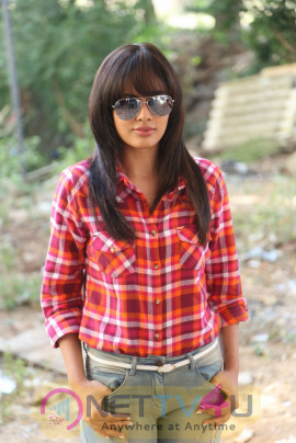Actress Nandita Swetha Good Looking Images Telugu Gallery