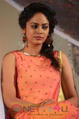 Actress Nandita Swetha Luminous Photos At Ulkuthu Movie Press Meet