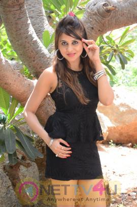 Actress Nikitha Good Looking Photos Telugu Gallery
