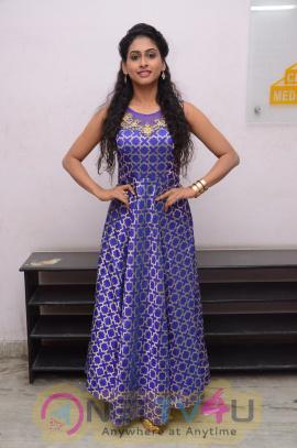 Actress Nithya Naresh Dazzling HD Stills