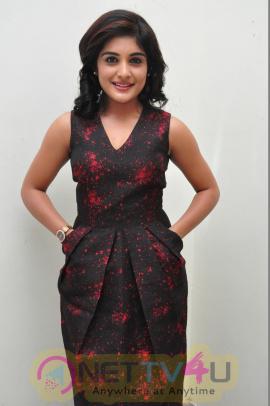 Actress Niveda Thomas Attractive Stills At Gentelman Audio Launch  Telugu Gallery