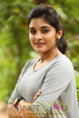 Actress Niveda Thomas High Quality New Photos Telugu Gallery