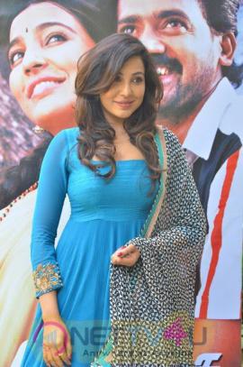 Actress Parvathy Nair Beautiful Images At Enkitta Mothathe Movie Audio Launch