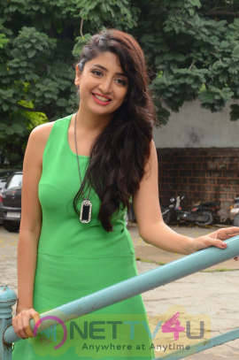 Actress Poonam Kaur Statuesque Photos At Prayanam Movie Launch