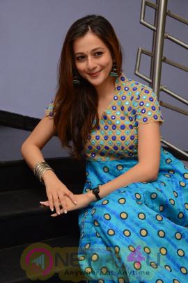 Actress Priyal Gor Beautiful Photos At Chandamama Raave Teaser Launch