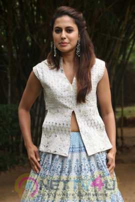 Actress Ranya Rao Beautiful Photos At  Wagah Press Meet