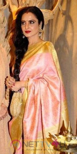 Actress Rekha Latest Beautiful Stills Hindi Gallery