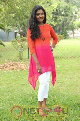 Actress Rythvika Latest Glamour Stills