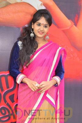 Actress Sahana Latest Photo Shoot Stills
