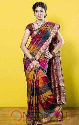 Actress Sanchita Shetty Charming Pictures Kannada Gallery