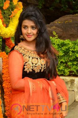 Actress Shilpa Beautiful Stills At Neelimalai Telugu Movie Opening