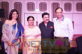 Actress Sripriya And Rajkumar Sethupathy 25th Wedding Anniversary Photos Tamil Gallery