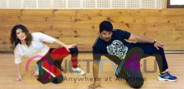 Actress Sunny Leone Spotted Doing Dancer Rehearsal With Vishnu Deva Stylish Photos Hindi Gallery