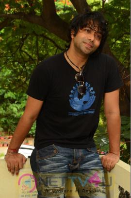 Aditya Om Friend Request Interview Good Looking Photos Telugu Gallery
